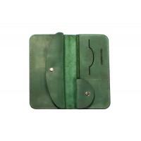 Мужской кошелек Magico Verde Signor