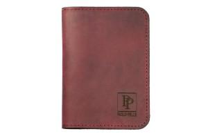 Обложка на паспорт Documento Rosso