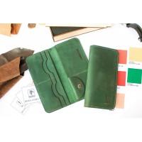 Мужской кошелек Bravo Verde Signor