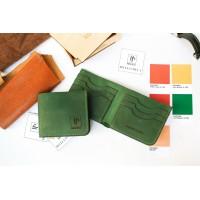 Мужской кошелек Piccolo Verde Signor