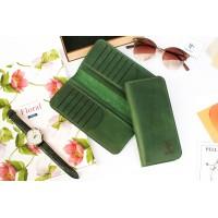 Женский кошелек Unico Verde Signora